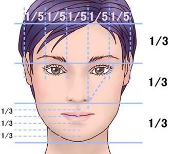 鼻のプロフィール01